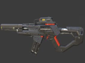 激光枪 科幻武器 枪械