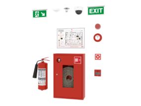 消防器材 消防栓 灭火器 消防水管 灭火箱 消防用品 消防柜