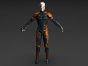 机器忍者   机器人   科幻机器人   忍者