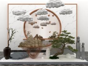 场景3d模型