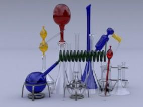 科学设施cg模型
