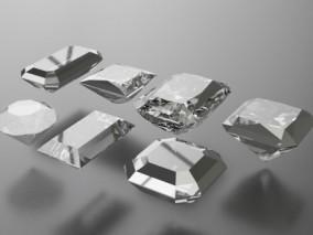 7种钻石 宝石可打印