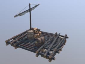船舶cg模型
