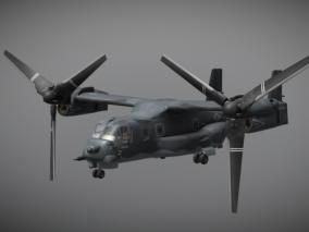 鱼鹰V22战机