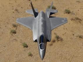 F-35 隐身战机3d模型