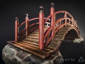 影视 PBR 写实桥3d模型