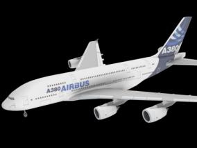 A380  飞机   客机   空中巴士
