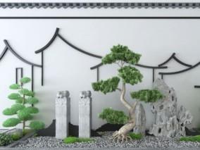 景观3d模型