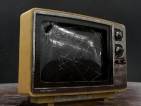 写实复古电视