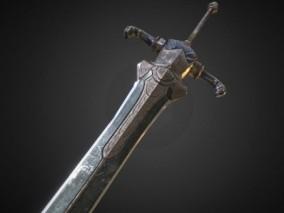 阿托里亚斯之剑 大圣剑 宝剑 王者之剑  誓约胜利之剑 冷兵器  写实 神兵利器