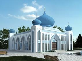 清真寺 伊斯兰建筑