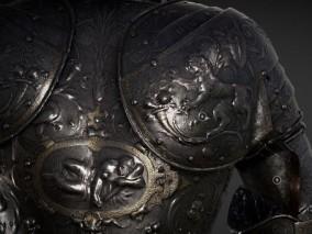 中世纪写实次世代盔甲