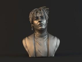 朱斯·沃尔德3d雕塑模型