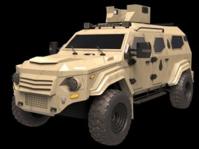 轻型装甲车 运用卡车