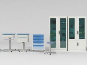 医疗设备文件柜
