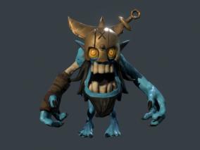 僵尸士兵 战士 次世代怪物