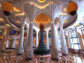 亚特兰蒂斯酒店室内3D场景