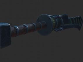 次时代宝剑Cg模型