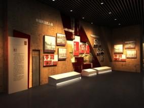 革命历史博物馆纪念馆展馆3d模型