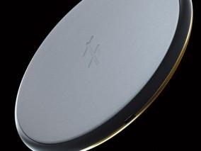电商手机无线充电展示3D模型