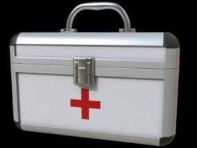 医药箱    医疗     3d模型