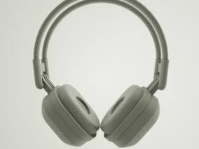 艾本耳机模型 3d模型