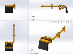控制器 3d模型