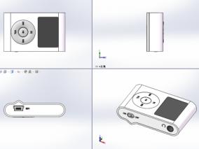电子产品 3d模型