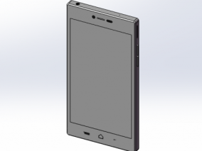 手机  3d模型