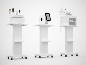 美容仪美容院设备3D模型