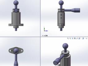 夹具   机械设备  治具  工装   3d模型