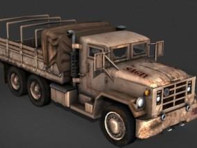 M923运输卡车CG模型