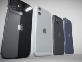 iPhone 手机 3d模型