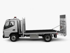 拖车救援车CG模型