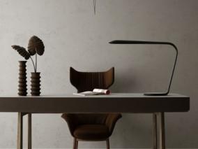 室内办公桌子3D模型