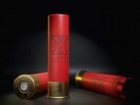 散弹枪弹药Cg模型