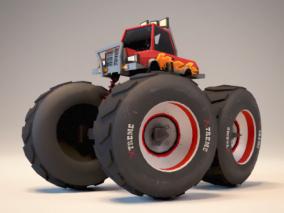 卡车 3d模型