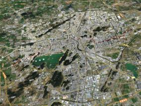 徐州城市3D模型
