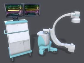 医疗器材 3d模型