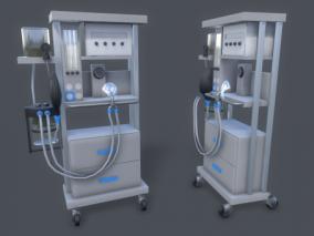 医疗设备 3d模型