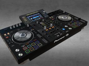 调音器 3d模型