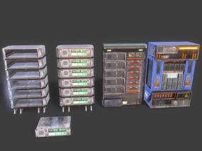 控制模块  3dmx