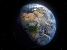 地球 3d模型