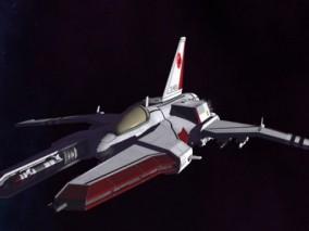 飞船  3d模型