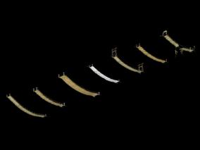 游戏模型古代国风武侠仙侠吊桥大全 3d模型