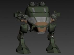 科幻机甲 机器人