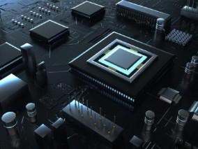 5G科技芯片CPU 处理器