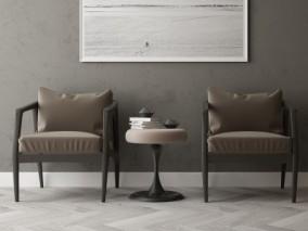 椅子 3d模型