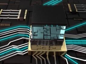 芯片 CPU 处理器