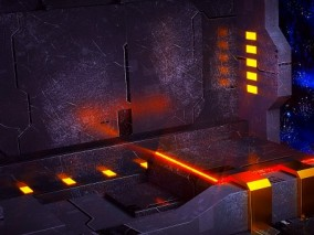 科幻 太空战舰 未来战机